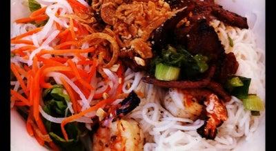 Photo of Vietnamese Restaurant Banh Cuon Tay Ho at 6840 65th St, Sacramento, CA 95828, United States