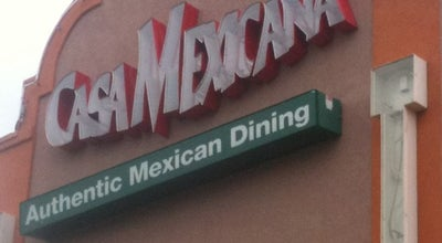 Photo of Mexican Restaurant Casa Mexicana at 7565 Goodman Rd, Olive Branch, MS 38654, United States