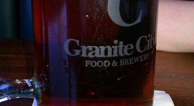 Photo of Brewery Granite City at 6150 O St, Lincoln, NE 68510, United States