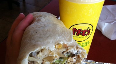 Photo of Burrito Place Moe's Southwest Grill at 225 Palm Bay Road, West Melbourne, FL 32904, United States