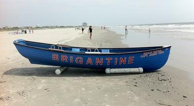 Photo of Beach Brigantine Beach at Brigantine Ave., Brigantine, NJ 08203, United States