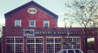 Photo of Bar BrickHouse Brewery & Restaurant at 67 W Main St, Patchogue, NY 11772, United States