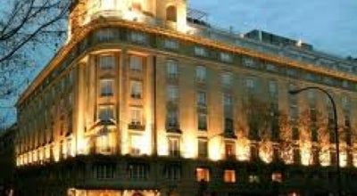 Photo of Hotel Hotel Wellington at C. Velázquez, 8, Madrid 28001, Spain