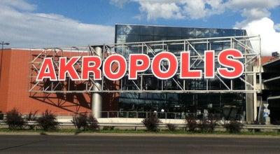 Photo of Mall Akropolis at Karaliaus Mindaugo Pr. 49, Kaunas 44333, Lithuania