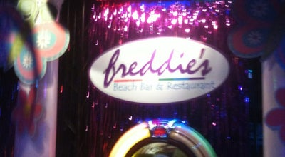 Photo of Gay Bar Freddie's Beach Bar at 555 23rd St S, Arlington, VA 22202, United States