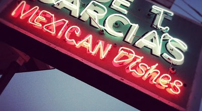 Photo of Mexican Restaurant Joe T. Garcia's at 2201 N Commerce St, Fort Worth, TX 76164, United States
