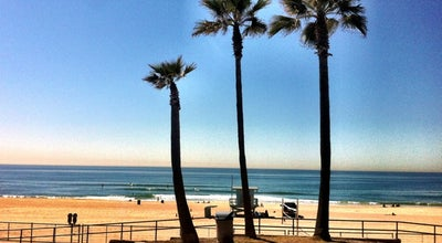 Photo of Beach Beach @ Rosecrans at Rosecrans, Manhattan Beach, CA, United States