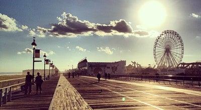 Photo of Beach Ocean City Boardwalk at 11th St, Ocean City, NJ 08226, United States