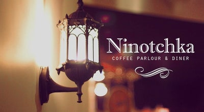 Photo of Cafe Ninotchka Coffee Parlour & Diner at Sixth Avenue Blok J5a No. 18, Jakarta Barat 11810, Indonesia