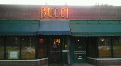 Photo of Italian Restaurant Bucci at 20217 Mack Ave, Grosse Pointe Woods, MI 48236, United States