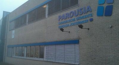 Photo of Church Parousia Zoetermeer at Wattstraat 64, Zoetermeer 2723 RD, Netherlands