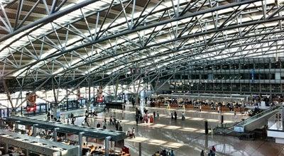 Photo of Airport Hamburg Airport Helmut Schmidt (HAM) at Flughafenstr. 1-3, Hamburg 22335, Germany