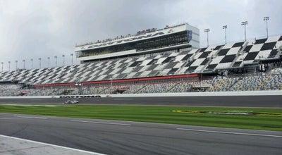 Photo of Racetrack Daytona International Speedway Infield at 1801 W International Speedway Blvd, Daytona Beach, FL 32114, United States