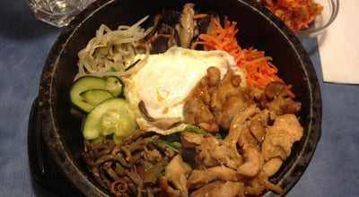Photo of Korean Restaurant Sunny Bowl at 1477 Plymouth St, Mountain View, CA 94043, United States