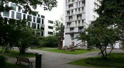 Photo of Playground Le Square Copenhague at 40 Faubourg De Roubaix, Lille 59000, France