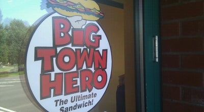 Photo of Sandwich Place Big Town Hero at 15230 Sw Sequoia Pkwy, Tigard, OR 97224, United States