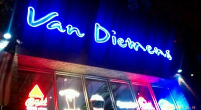 Photo of Bar Van Diemen's at 383 3rd Ave, New York, NY 10016, United States
