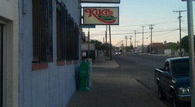 Photo of Mexican Restaurant Kiki's Restaurant & Bar at 2719 N Piedras St, El Paso, TX 79930, United States
