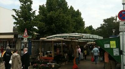 Photo of Farmers Market Herrenhäuser Markt at Herrenhäuser Markt, Hannover 30419, Germany