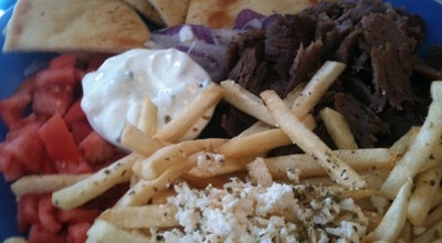 Photo of Greek Restaurant Greek Gyro Express at 1467 N Dysart Rd, Avondale, AZ 85323, United States
