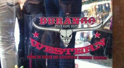 Photo of Boutique Durango Western at 20 De Noviembre, 34236 Durango, Dgo, Durango, Mexico