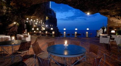 Photo of Hotel Grotta Palazzese at Via Narciso, 59, Polignano a Mare 70044, Italy
