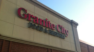 Photo of Brewery Granite City at 5270 Utica Ridge Rd, Davenport, IA 52807, United States