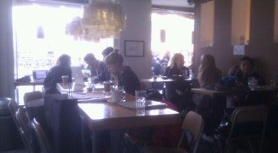Photo of Coffee Shop Kaffeplantagen at Sankt Hans Torv 3, Copenhagen, Denmark