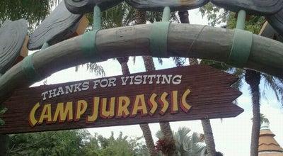 Photo of Playground Camp Jurassic at Jurassic Park, Orlando, FL 32819, United States