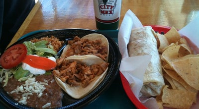 Photo of Mexican Restaurant City Mex Grill at 2594 Cherry Ave, Signal Hill, CA 90755, United States