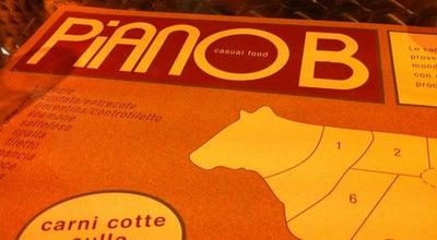 Photo of Italian Restaurant Piano B Casual Food at Via Cairoli 18, Siracusa 96100, Italy