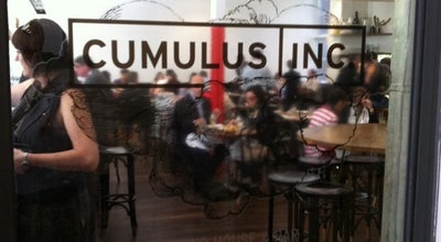 Photo of Australian Restaurant Cumulus Inc. at 45 Flinders Ln., Melbourne, VI 3000, Australia