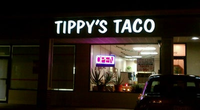Photo of Taco Place Tippy's Taco House at 5912 N Kings Hwy, Alexandria, VA 22303, United States