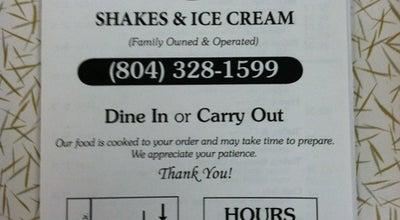 Photo of American Restaurant Sandston Bistro & Shakes at 18 E Williamsburg Rd, Sandston, VA 23150, United States