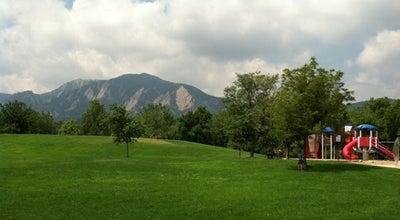 Photo of Park Scott Carpenter Park at 1505 30th St, Boulder, CO 80303, United States