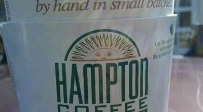 Photo of Cafe Hampton Coffee Company at 869 Montauk Hwy, Water Mill, NY 11976, United States