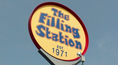 Photo of American Restaurant The Filling Station at 305 E 35th St, Davenport, IA 52806, United States