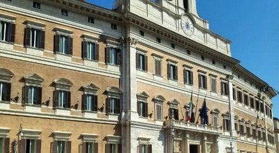 Photo of Plaza Piazza di Montecitorio at Piazza Di Montecitorio, Roma 00186, Italy