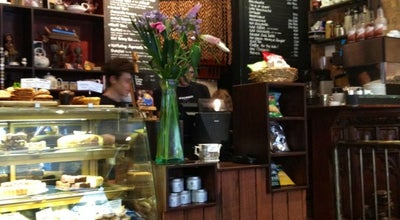 Photo of Cafe Sacred cafe at 13 Ganton Street, London W1F 9BL, United Kingdom