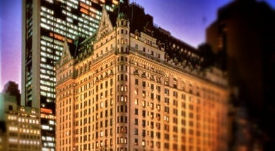 Photo of Hotel The Plaza Hotel at 768 5th Ave, New York, NY 10019, United States