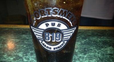 Photo of Bar Sportmens Pub at 819 Lalor St, Hamilton, NJ 08610, United States