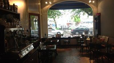 Photo of Tea Room cafe madeleine at Valkenbosplein 10, Den Haag 2563 CA, Netherlands