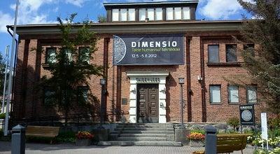 Photo of Art Museum Tampereen taidemuseo at Puutarhakatu 34, Tampere 33230, Finland
