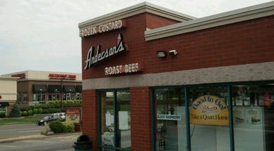 Photo of Ice Cream Shop Anderson's Frozen Custard at 2634 Delaware Ave, Buffalo, NY 14216, United States