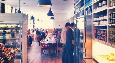 Photo of Cafe The Albion at 2-4 Boundary St, Shoreditch E1 7JE, United Kingdom
