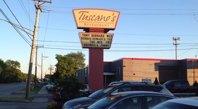 Photo of Italian Restaurant Tuscano's at 4926 River Rd, Schiller Park, IL 60176, United States