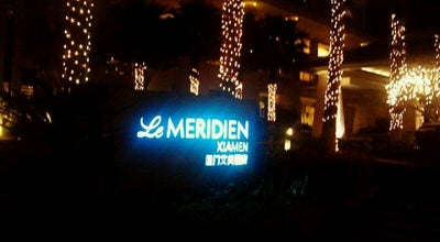 Photo of Hotel Le Méridien Xiamen at No. 7 Guanjun Road, Xiamen, Fu 361006, China