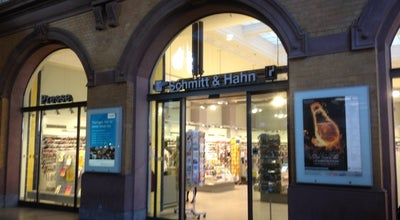 Photo of Bookstore Schmitt & Hahn at Willy-brandt-platz 12, Erfurt 99084, Germany