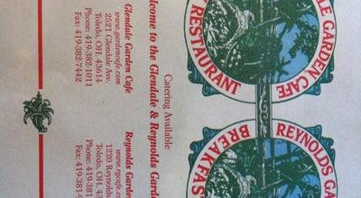 Photo of Cafe Glendale Garden Cafe at 2521 Glendale Ave, Toledo, OH 43614, United States