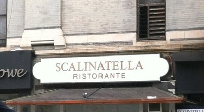 Photo of Italian Restaurant Scalinatella Ristorante at 201 E 61st St, New York, NY 10065, United States